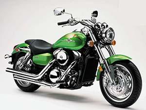 Kawasaki VN 1600 кастом Mean Streak