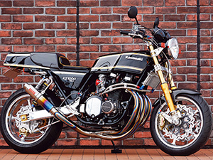 Kawasaki Z 1000 спорт-турист MK II