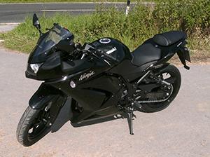 Kawasaki Ninja спортбайк 250R