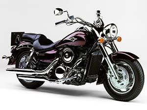 Kawasaki VN 1600 кастом Classic