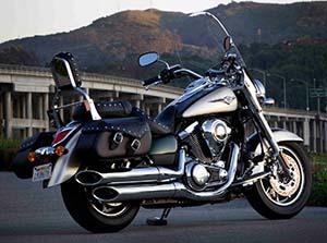 Kawasaki VN 1700 кастом Classic