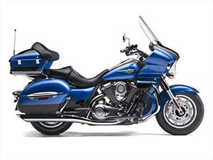 Kawasaki VN 1700 туристический Voyager
