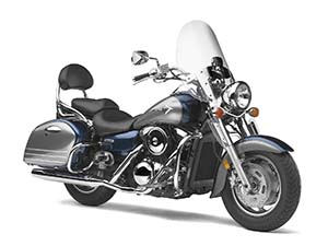 Kawasaki Vulcan туристический 1600 Nomad