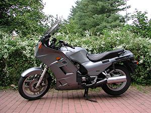 Kawasaki Z 1000 туристический Z 1000