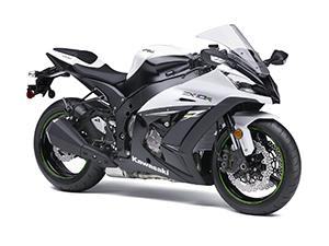 Kawasaki ZX спортбайк 10R