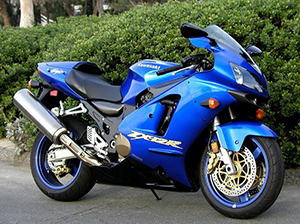 Kawasaki ZX спорт-турист 12R