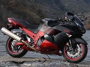 Kawasaki Ninja спортбайк ZX-14