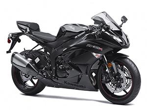 Kawasaki ZX спортбайк 6R
