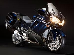 Технические характеристики Kawasaki 1400 GTR