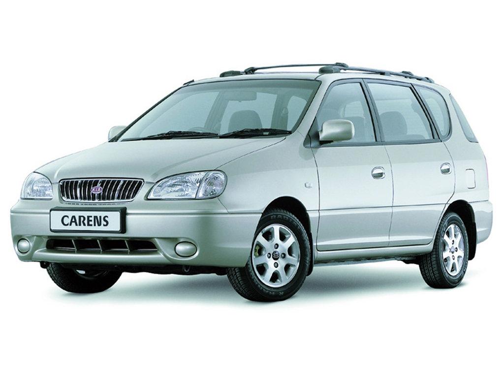 Kia (Киа) Carens 2000-2002 г.