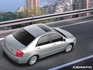 Kia Cerato 4 дв. седан Cerato