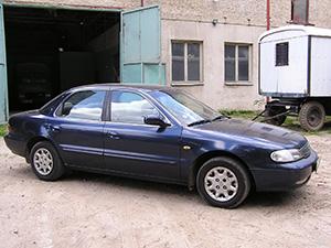 Kia Clarus 4 дв. седан Clarus
