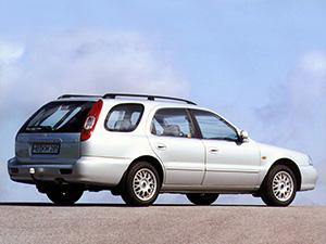 Kia Clarus 5 дв. универсал Clarus Wagon