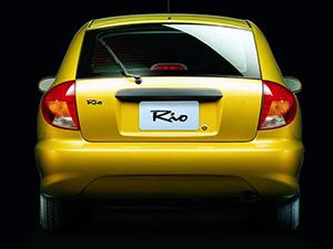 Kia Rio 5 дв. хэтчбек Rio