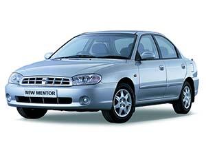 Kia Mentor 4 дв. седан Mentor