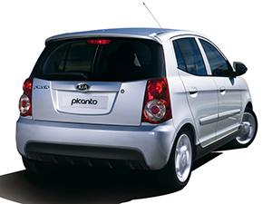 Kia Picanto 5 дв. хэтчбек Picanto