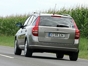 Kia Ceed 5 дв. универсал Pro_Cee`d