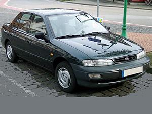 Kia Sephia 4 дв. седан Sephia
