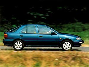 Kia Sephia 5 дв. хэтчбек Sephia