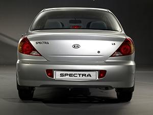 Kia Spectra 4 дв. седан Spectra