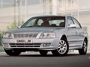 Magentis с 2001 по 2003