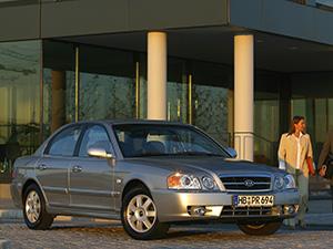 Magentis с 2003 по 2006
