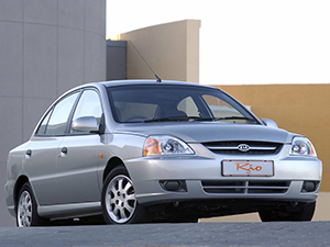 Технические характеристики Kia Rio