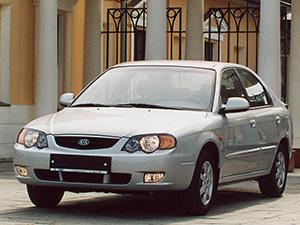 Технические характеристики Kia Shuma 1.6 2001-2004 г.