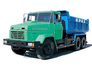 КРАЗ 6505 2 дв. самосвал 65055