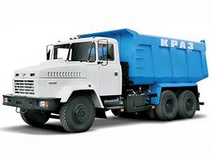 Технические характеристики КРАЗ 6505