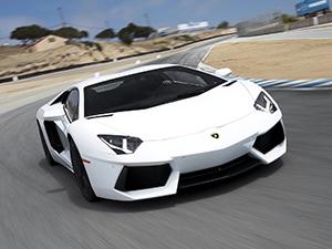 Lamborghini Aventador 2 дв. купе Aventador