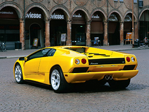 Lamborghini Diablo 2 дв. купе Diablo