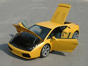 Lamborghini Gallardo 2 дв. купе Gallardo
