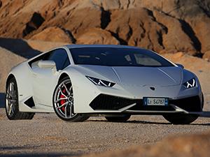 Lamborghini Huracan 2 дв. купе Huracan