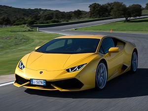 Технические характеристики Lamborghini Huracan