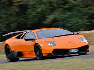 Технические характеристики Lamborghini Murcielago
