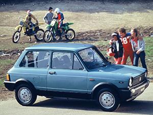 Lancia A112 3 дв. хэтчбек A112
