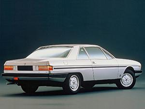 Lancia Gamma 2 дв. купе coupe