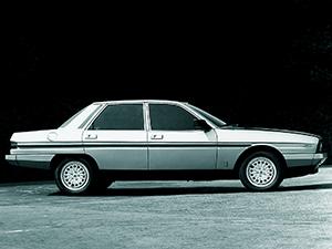 Lancia Gamma 4 дв. седан Gamma