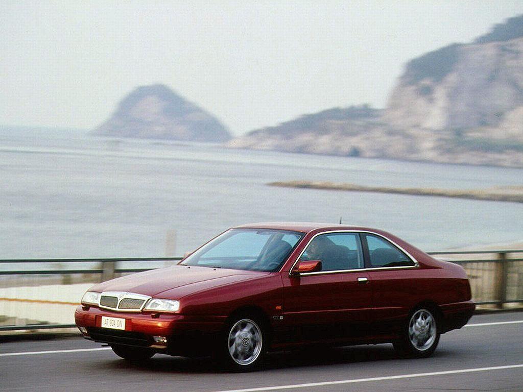 Lancia (Ланча) Kappa Coupe 1997-2000 г.