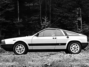Lancia Monte Carlo 2 дв. купе Monte Carlo