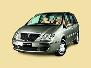 Lancia Phedra 5 дв. минивэн Phedra