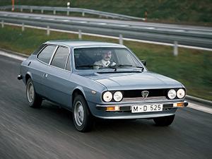 Технические характеристики Lancia Beta