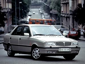 Технические характеристики Lancia Dedra
