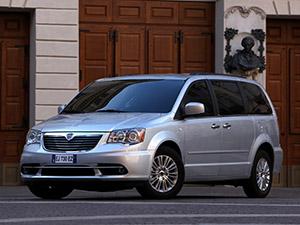 Технические характеристики Lancia Voyager