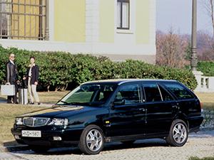 Технические характеристики Lancia Dedra 1.6 16V 1998-1999 г.