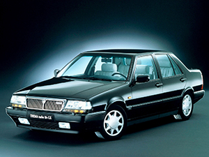 Технические характеристики Lancia Thema V6 1991-1992 г.