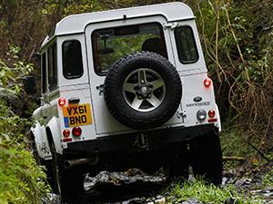 Land Rover Defender 3 дв. внедорожник 90