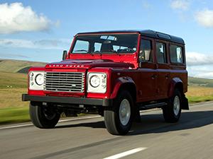 Land Rover Defender 5 дв. внедорожник 110