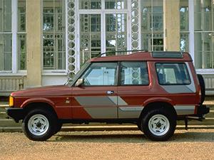 Land Rover Discovery 3 дв. внедорожник Discovery